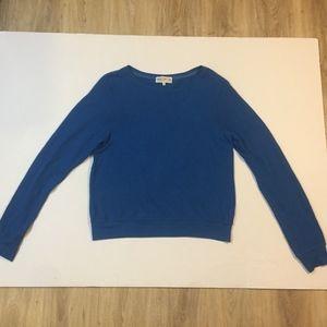 Wildfox Royal Blue Sweatshirt